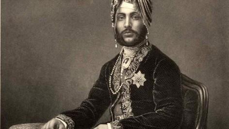 Maharaja of Alwar, Jai Singh
